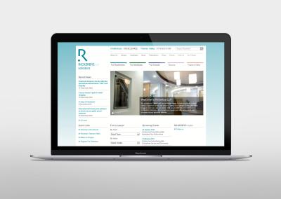 rickerbys-website